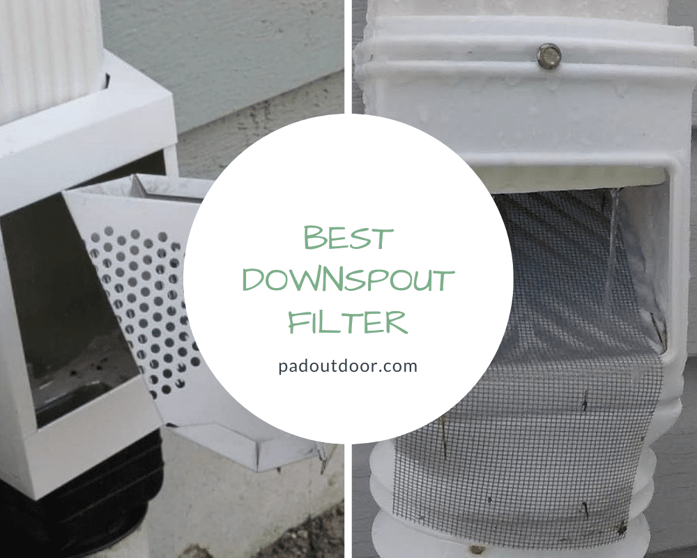Best Downspout Filter