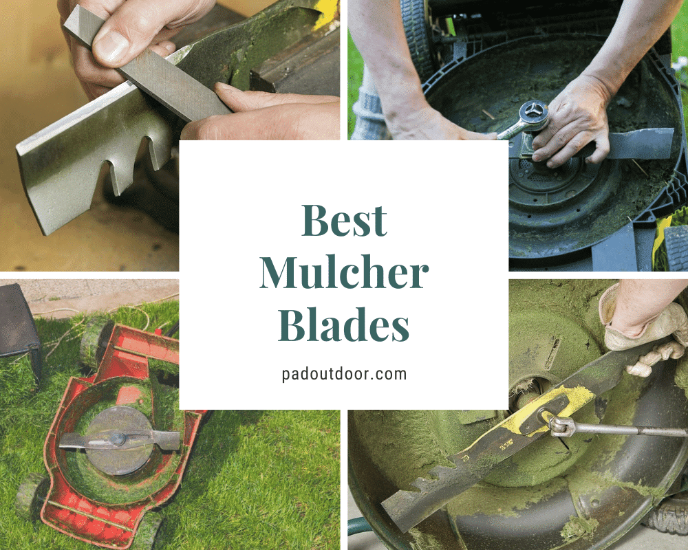 Best Mulcher Blades